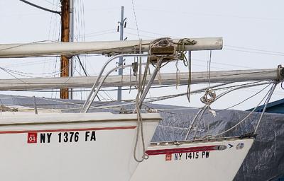 boats and masts