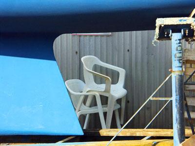 boatyard chairs