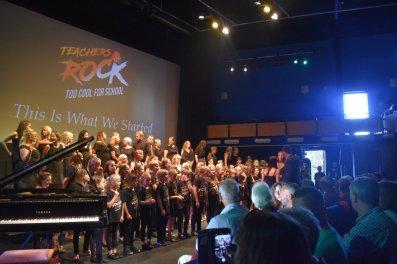 Massed TRC-YOUTH Choir