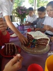 Keri made a cake too!