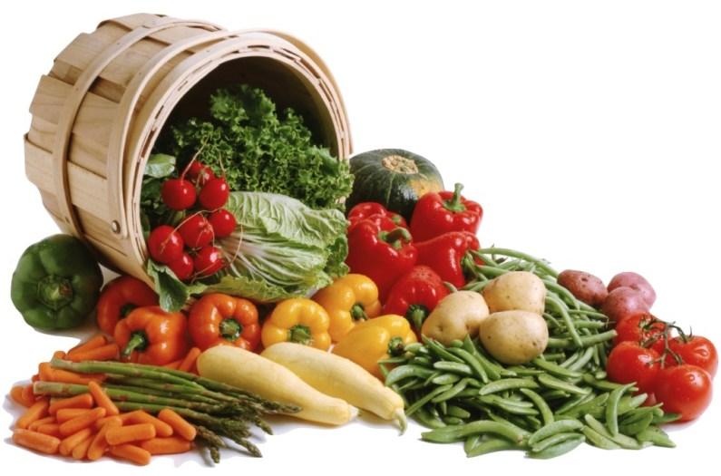 Vegetables complex carbs