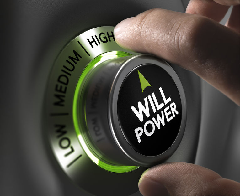 Willpower – Win the War inside your Head