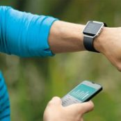 heart rate, fitbit, apple watch