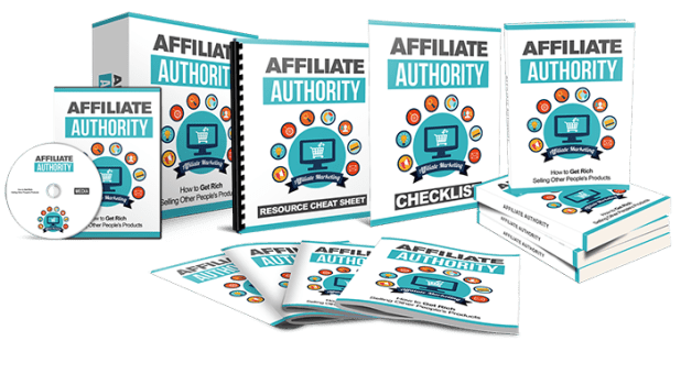 Affiliate Authority – How To Get Rich Selling Other People's Products