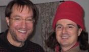 Bruce Huebner & George.