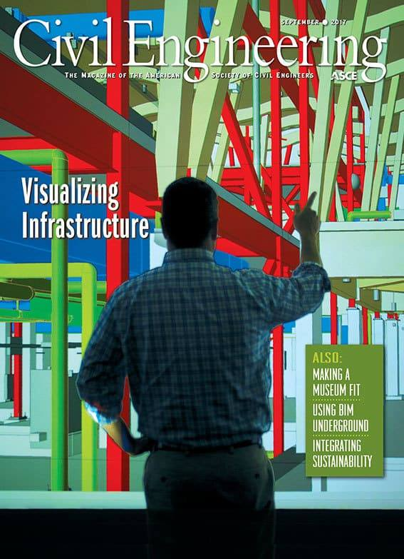 Civil Engineering Magazine September 2017