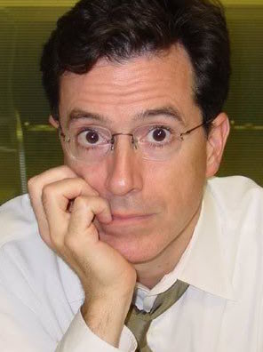 Stephen Colbert - out of character