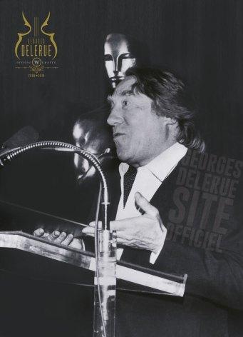 Georges Delerue - remise des Oscars© 1979