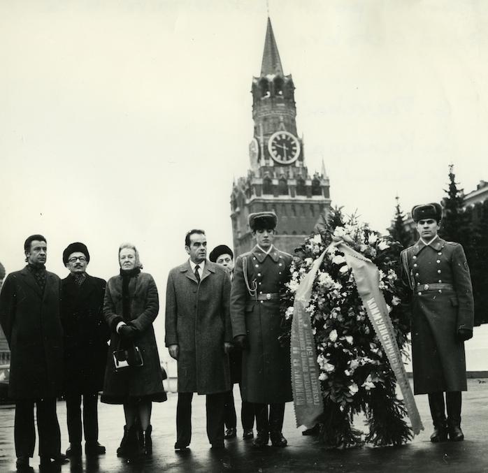 """Résultat de recherche d'images pour """"Georges Marchais et l'URSS"""""""