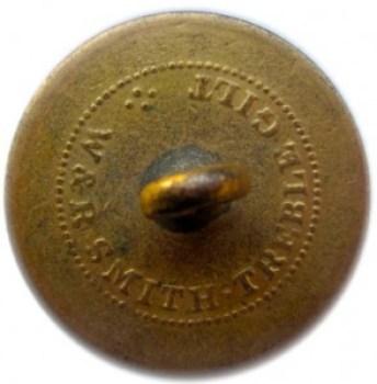 1830's Navy 23mm Gilded Brass rj silverstein's georgewashingtoninauguralbuttons.com RR-23