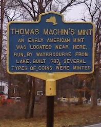 Thomas Machin Mint