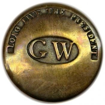WI 11-C 34mm RJ Silverstein's georgewashingtoninauguralbuttons.com C-18
