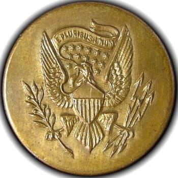 1820 Diplomatic Ateche OD-22 rj silversteins georgewashingtoninauguralbutoons.com O