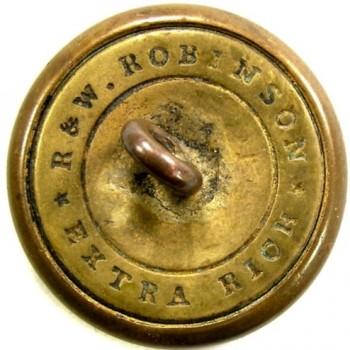 1854 Mass Militia 1st Reg. 23mm gilded brass georgewashingtoninauguralbuttons.com r