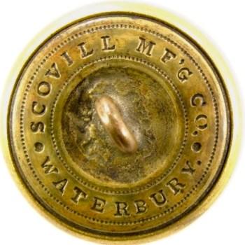 1860-65 Engineers 23mm RG 215A.2 Gold Plate georgewashingtoninauguralbuttons.com r