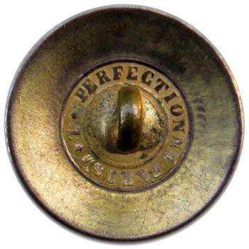 1860's Official Diplotatic Service 24.29 Gilt Brass 2-Piece Albert's OD 20 RJ Silversteins georgewashingtoninauguralbuttons.com R