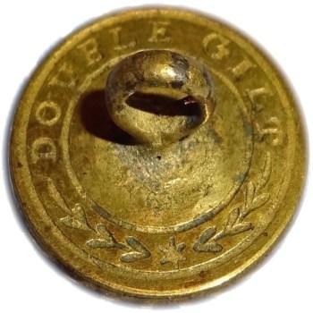 Sililar to OD 25 15mm Cuff Gilt Brass RJ Silversteins georgewashingtoninauguralbuttons.com R