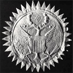 1st Seal of US