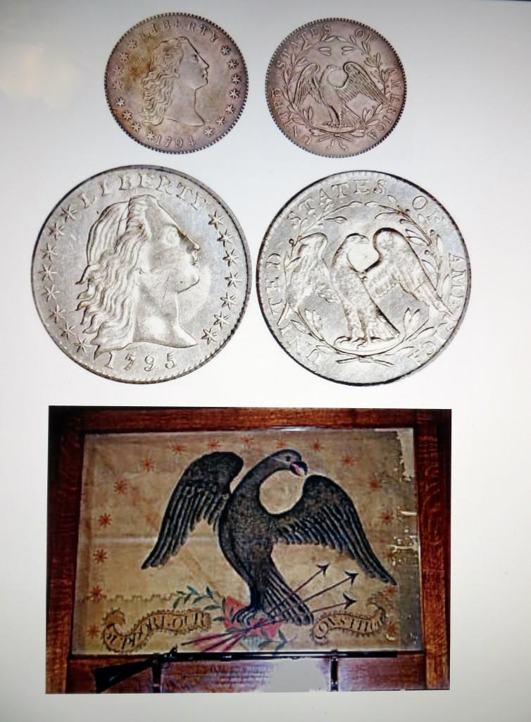 1794-95 Eagle Currency O