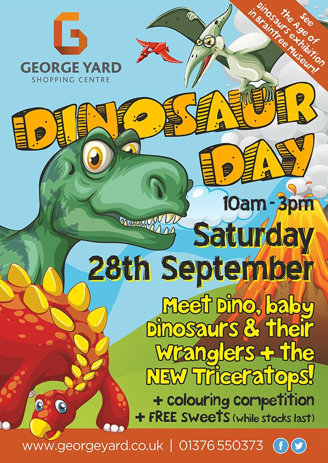 Dinosaur Day  - 28th September