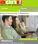 Aon Webphone