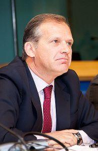 Ernst Strasser, wiki Commons, (CC) Hannes Sallmutter