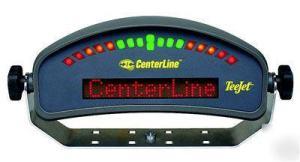Centerline guidance lightbar  center line gps system