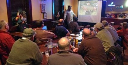 tailwater tu November meeting with Chase Pritchett and Gary Taylor