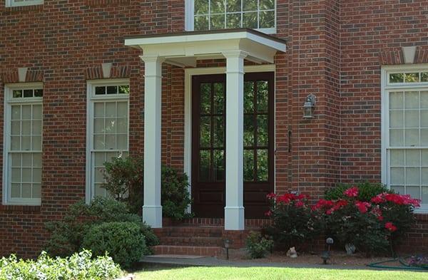Shed Porch Flat Porch Georgia Front Porch