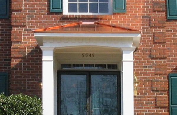 Hip Roof Porticos Portico Design Georgia Front Porch