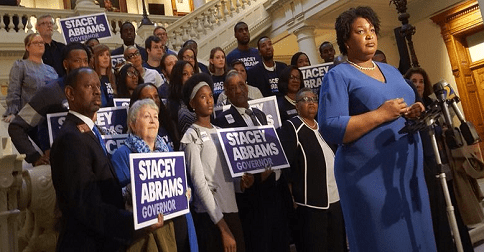 Stacey Abrams: Her Official Anti-Gun Record (Read It)