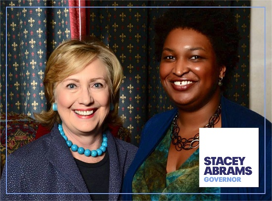 Stacey Abrams: Send GBI to Seize and Destroy Weapons, Magazines, Bullets