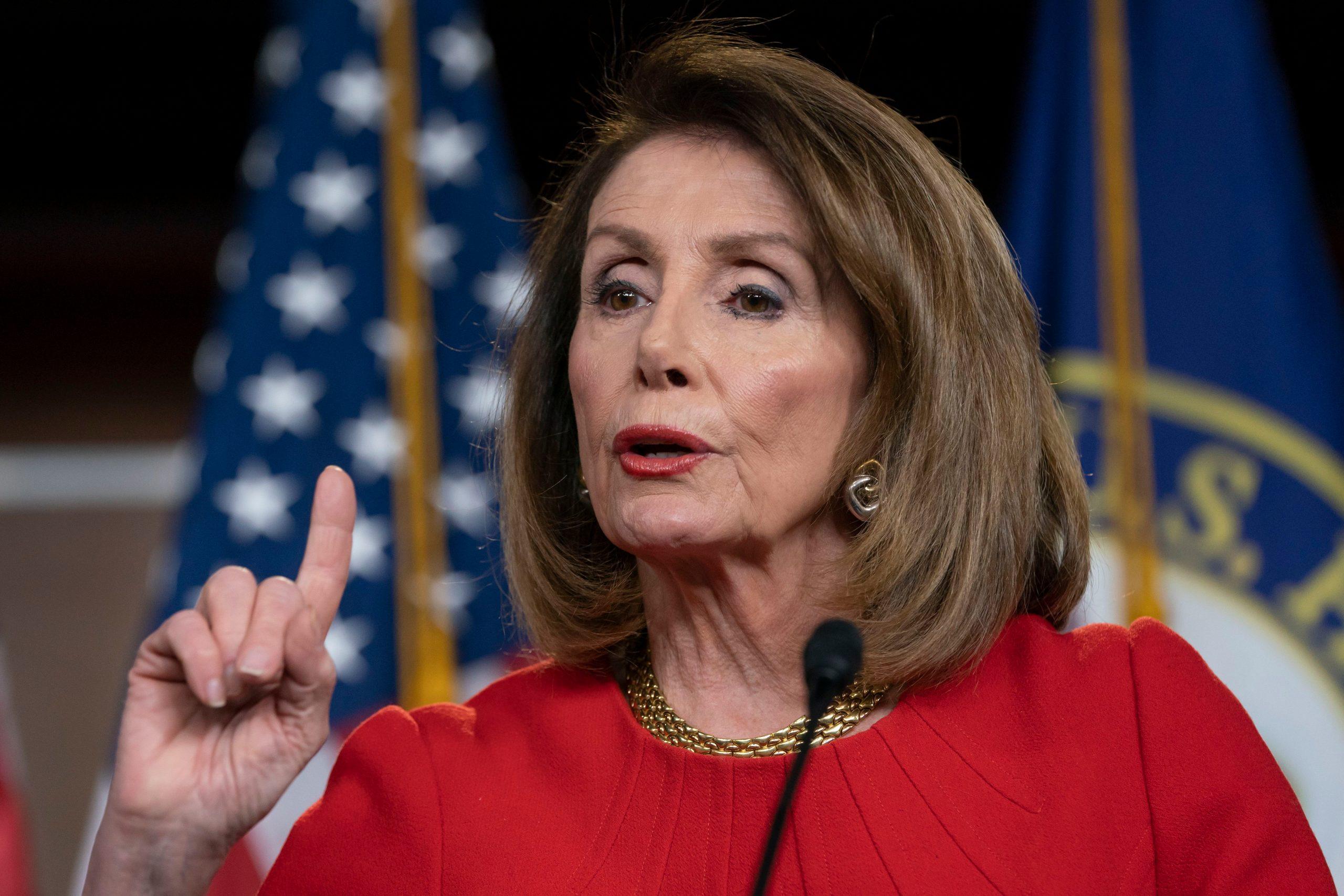 Details of Nancy Pelosi's Gun Control Bill Revealed!