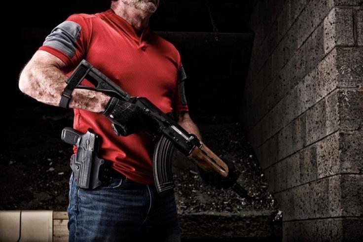 Oppose the ATF's War on Pistol Braces!