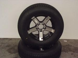 Tires And Wheels - Upgrades Basic Models Image