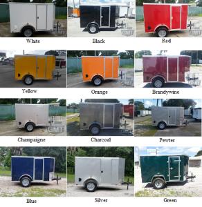 Colors - Premium Models Image