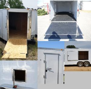 Doors And Ramps - Upgrades Standard Models Image