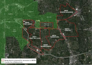 HB706 Annexation Map