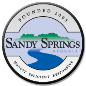 sandy springs logo