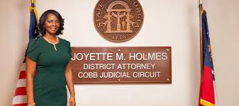 Who is Joyette Holmes, the New Prosecutor on the Ahmaud Arbery ...