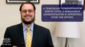 What is a Temporary Administrator