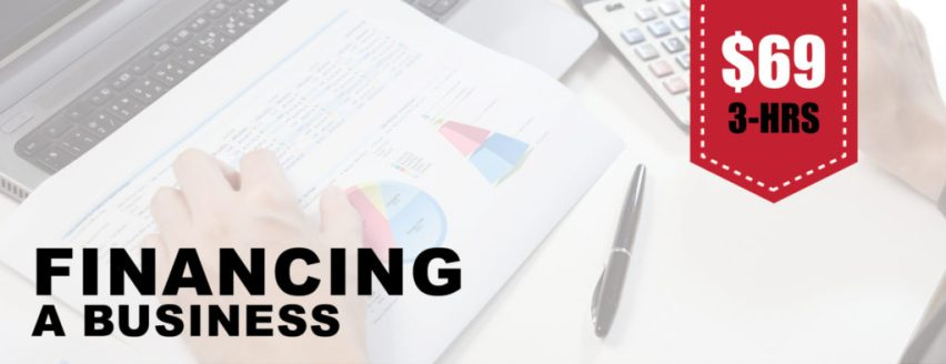 Financing a Business