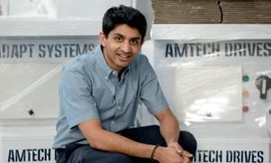 Ben Patel, AmTech