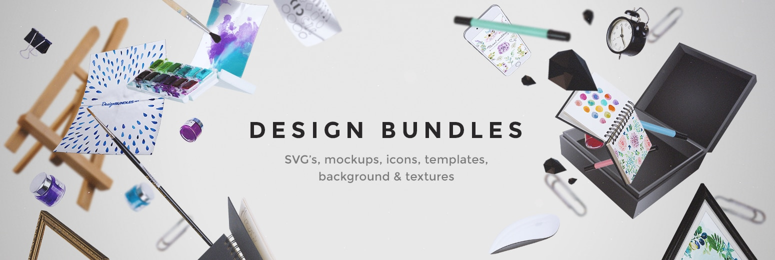 Design Bundles page