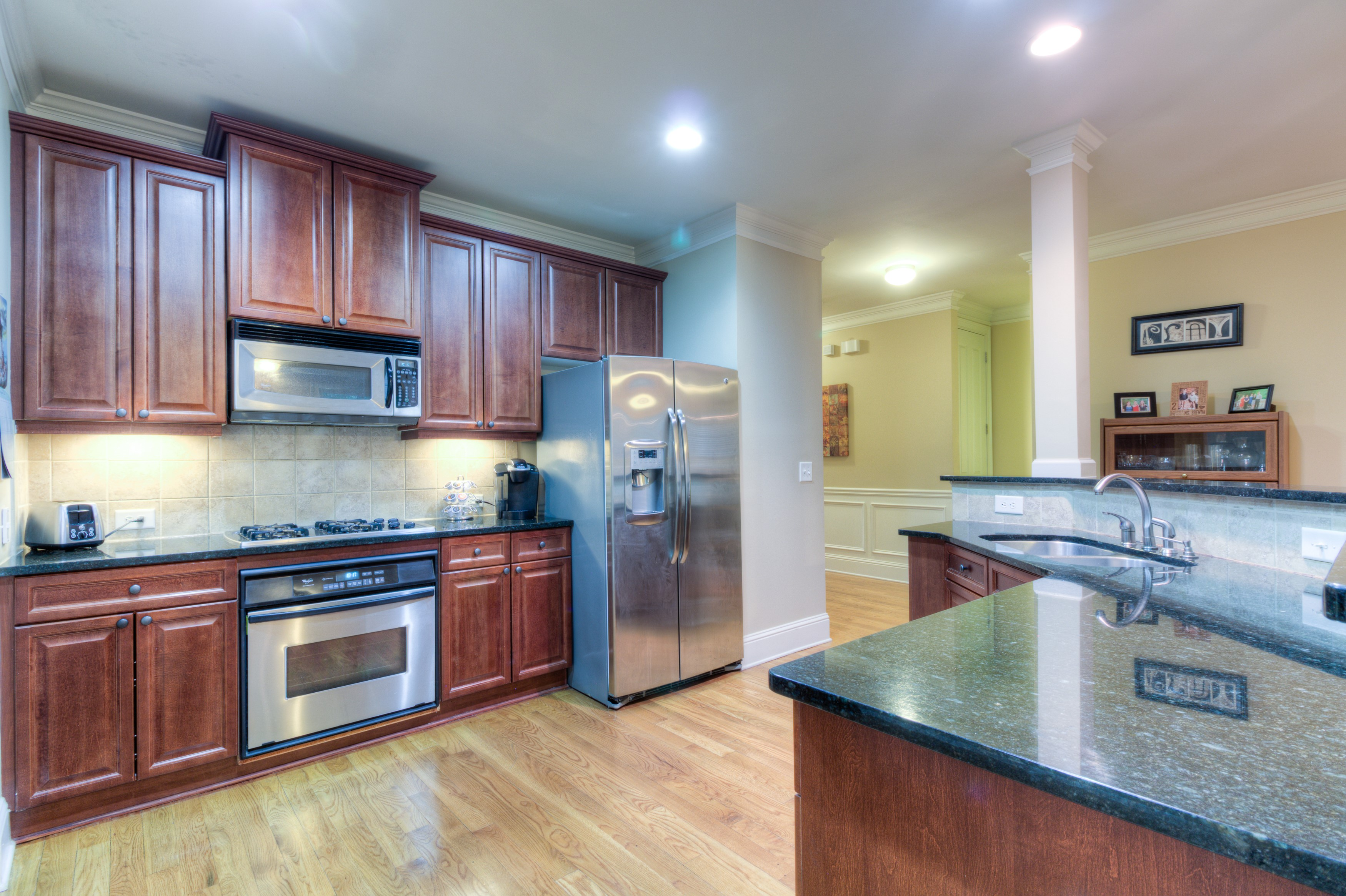 Johns Creek Townhome In Merrimont