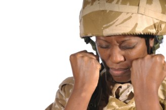 PTSD female U.S. Army