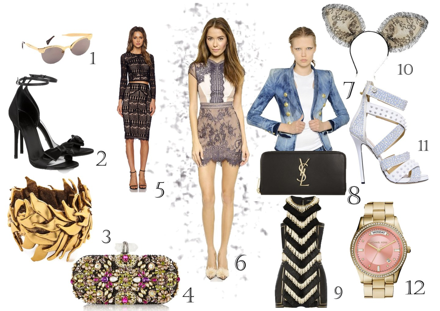 Sunday Cravings - Twelve items to keep fashionable