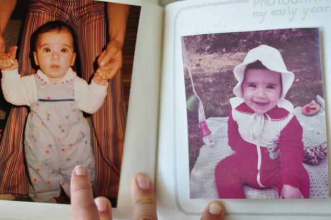 my baby photos