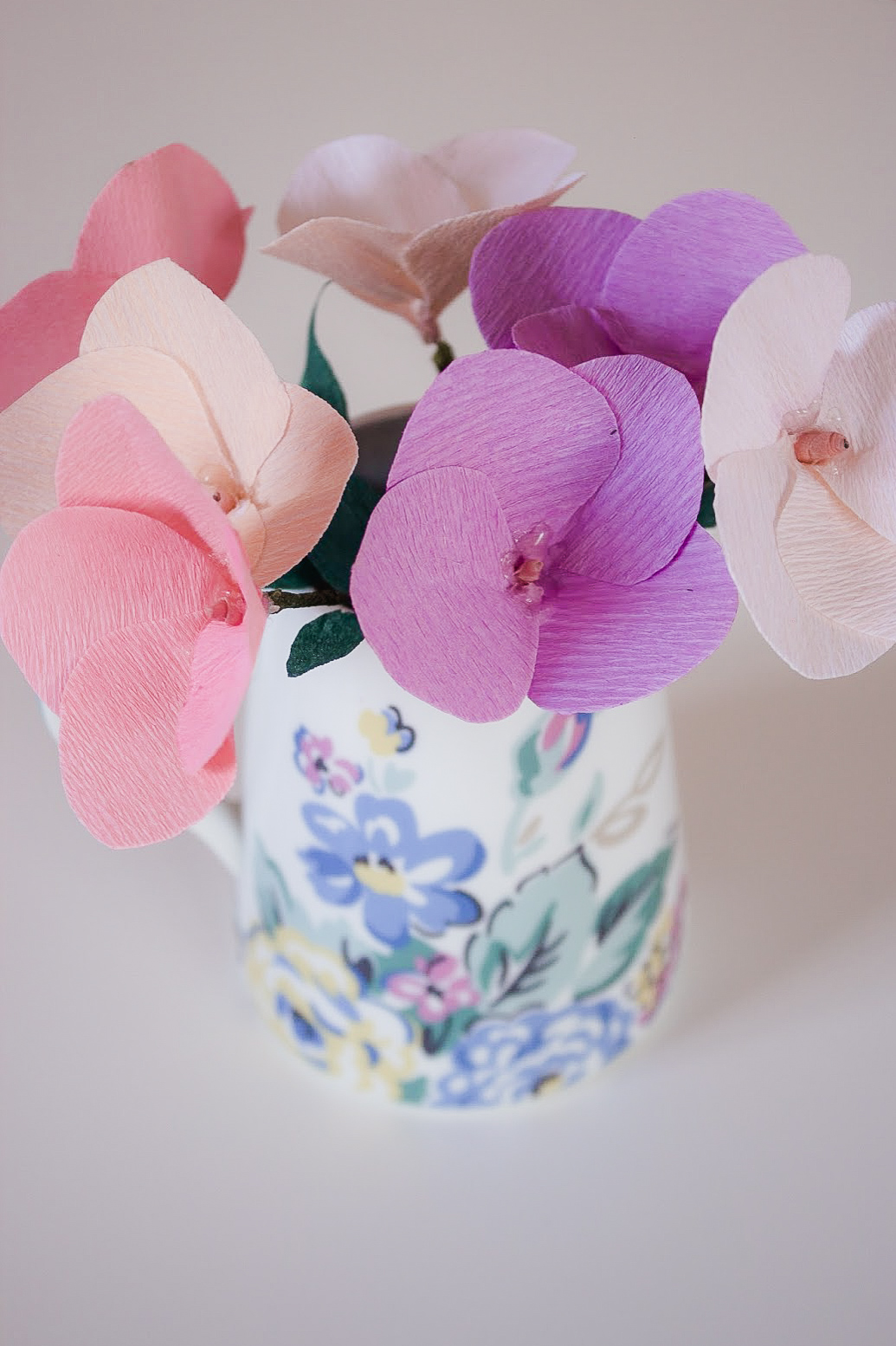 How To Make Paper Hydrangeas Cath Kidston Mother S Day Craft