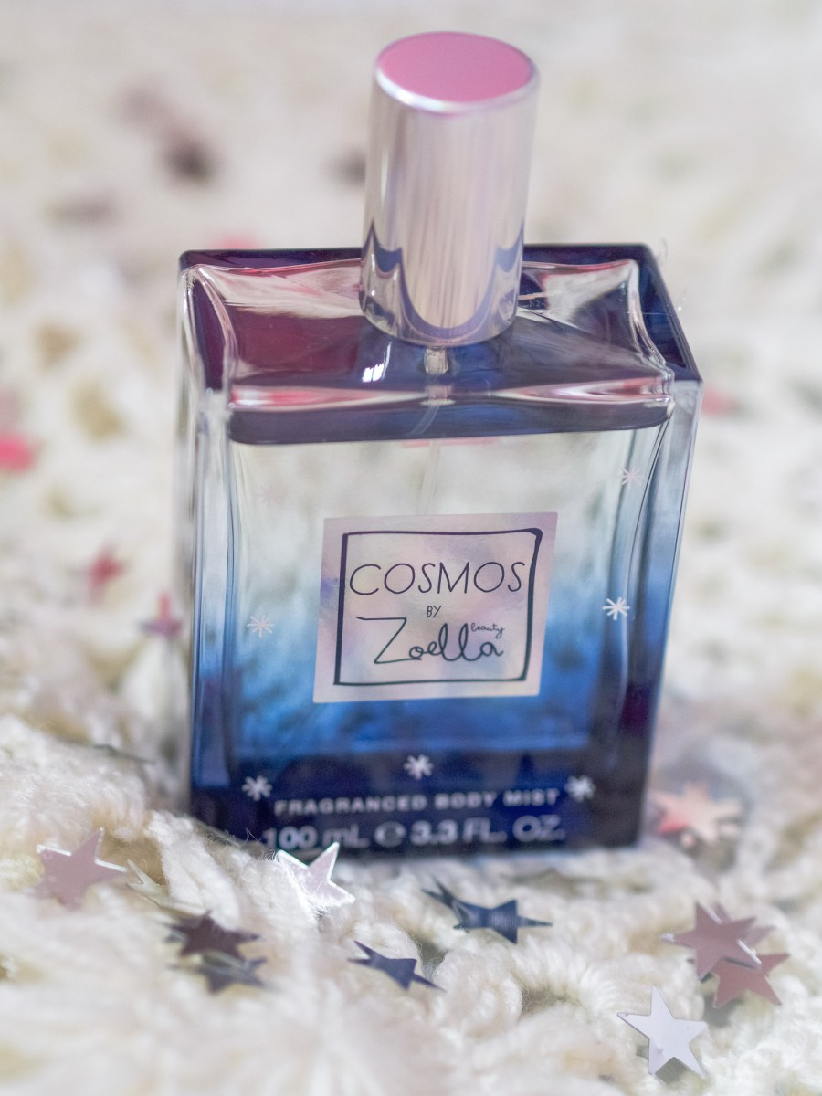 Zoella Beauty Winter Cosmos Collection 2018